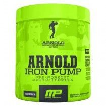 Arnold Series Iron Pump 30 serv