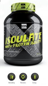 isoulate es una proteina aislada para el Desayuno y el Post-Entreno perfecto
