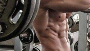 conseguir abdominales de hierro