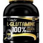 Como Tomar la glutamina