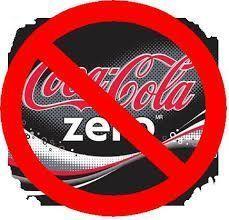 definir las abdominales con coca cola Zero no es posible!
