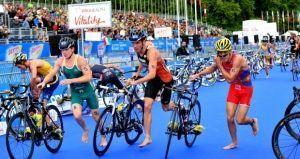 triatlon evento mas importante para un deportista