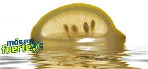 granizados con sabor a limon