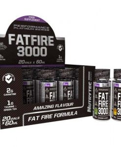 Fat Fire 3000 - 20 viales Nutrytec