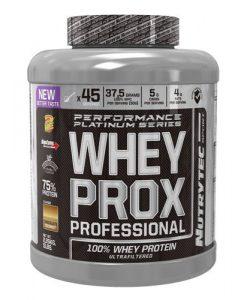 proteína de suero de Nutrytec Whey Prox Professional