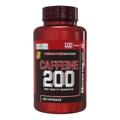 Caffeine Termotec Series de Nutrytec