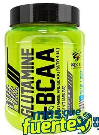 bcaas cpn glutamian de 3XL Nutrition