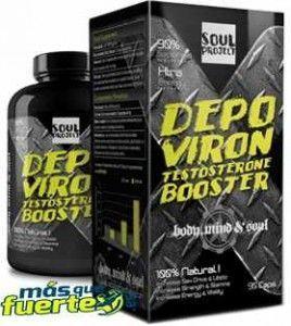 Pro-hormonal Depoviron suplemento