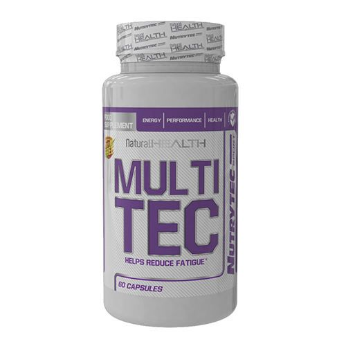 multitec vitaminas 60 capsulas