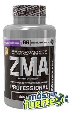 zinc y magnesio de nutrytec