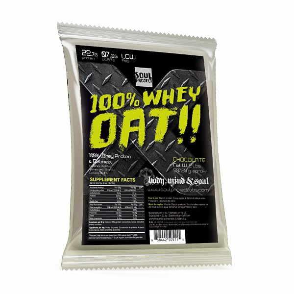 100 % Whey Oat!! 1kg