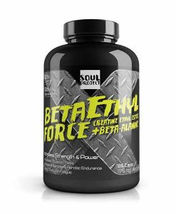 Beta Ethyl Force 180 Cap