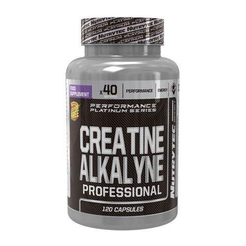 creatina alkalina 120 caps nutrytec