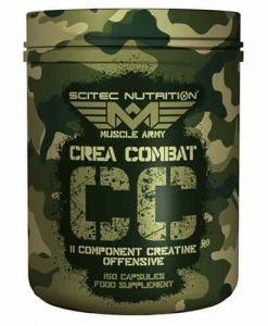 Crea Combat 150 caps