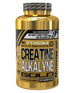 Creatine Alkalyne Gold Xtrem Series