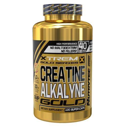 Creatine Alkalyne Gold Xtrem Series