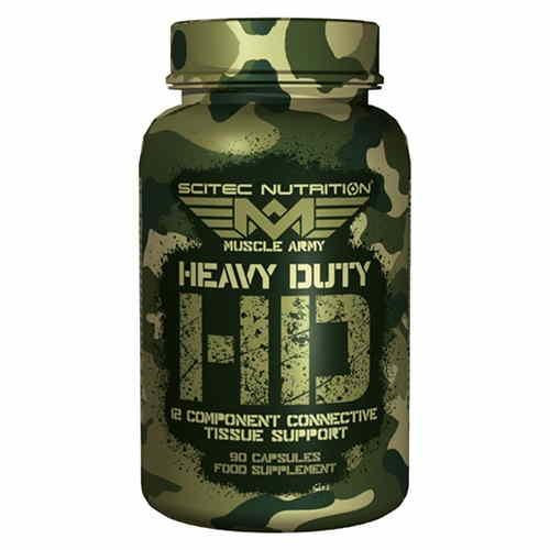 Heavy Duty 90 caps