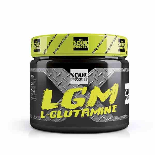 Lgm L-Glutamine 300 Gr