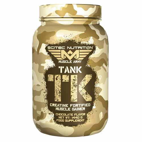 Tank Muscle Army 1440 g