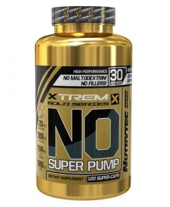 no super pump xtrem de nutrytec 120 caps