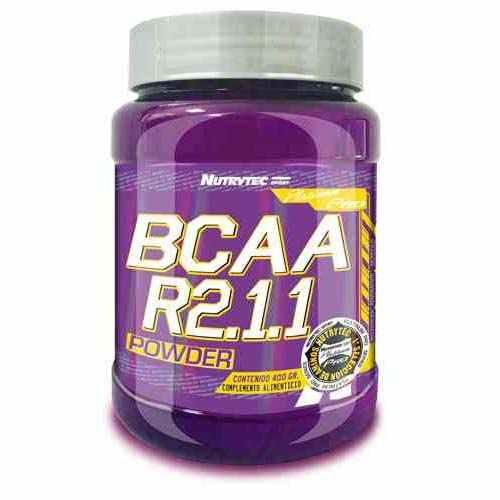 Bcaa R2.1.1 - 200 capsulas de nutrytec