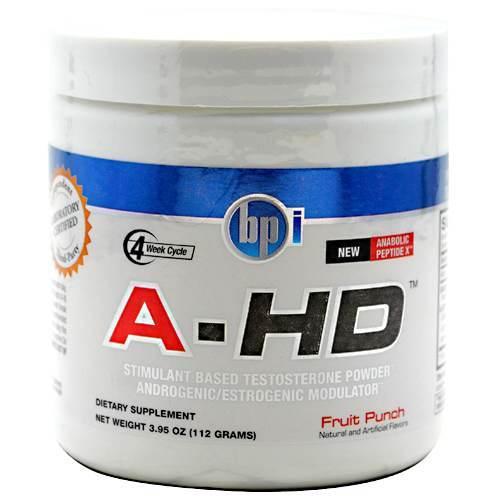 A-HD - BPI 112 gr