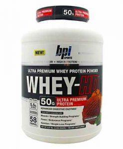 Whey-HD Ultra Premium 2,4 kg