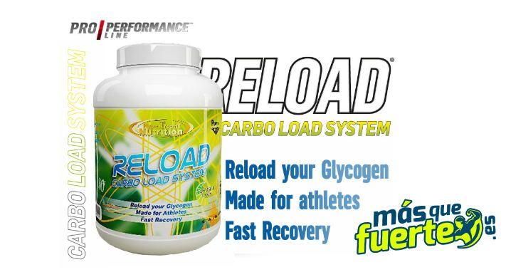 carbohidrato reload de hypertrophy