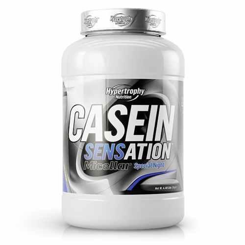 proteína de caseína de hypertrophy