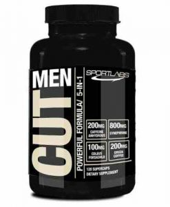 Cut Men Formula Powerful 120 caps