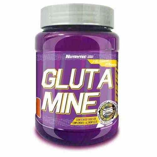 glutamina en polvo de nutrytec