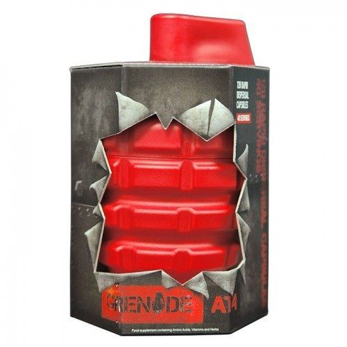 Grenade AT-4 Anabolic Devastation 120 Caps