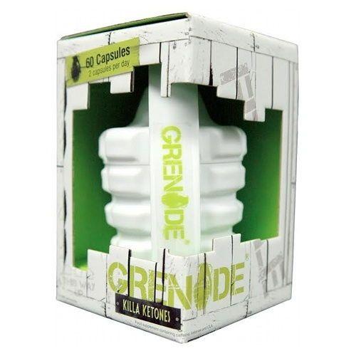 Grenade ® Killa Ketones 60 caps