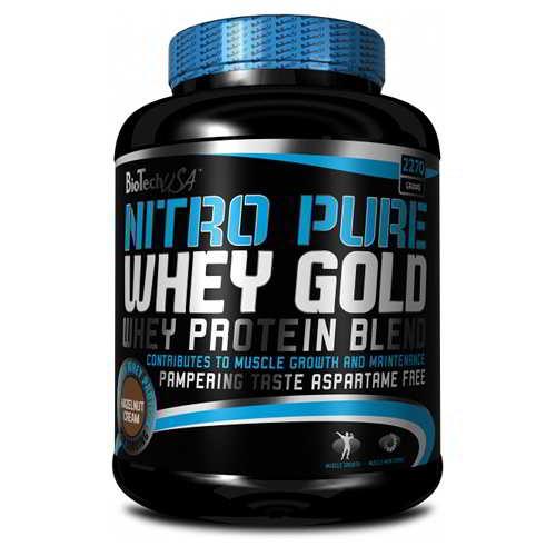 Nitro Pure Whey Gold 2,278 Kg