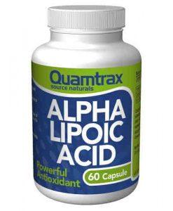 Alpha Lipoic Acid 200 Mg 60 Caps