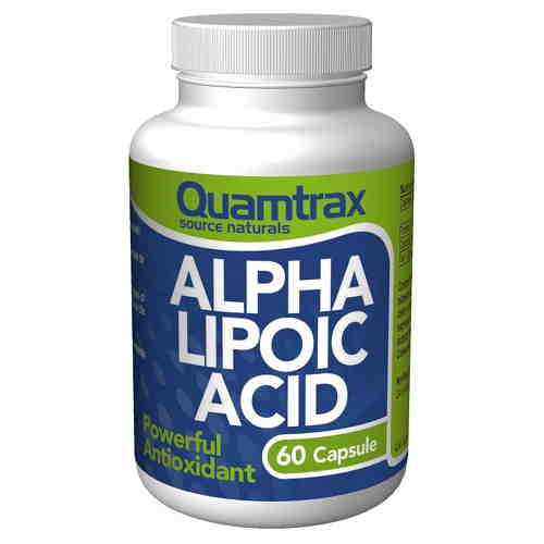 Alpha Lipoic Acid 200 Mg 60 Caps