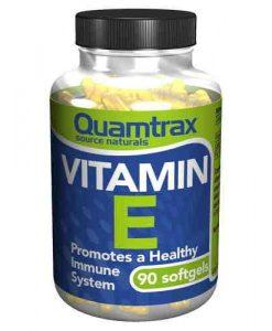 Vitamin E 90 perlas