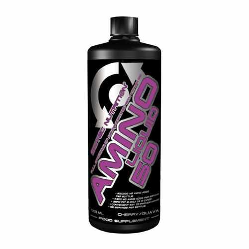 aminoácidos líquidos de scitec