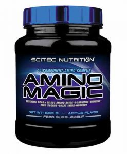 500gr de aminoácidos amino magic