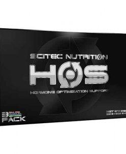 pro-hormonal de scitec trio HOS
