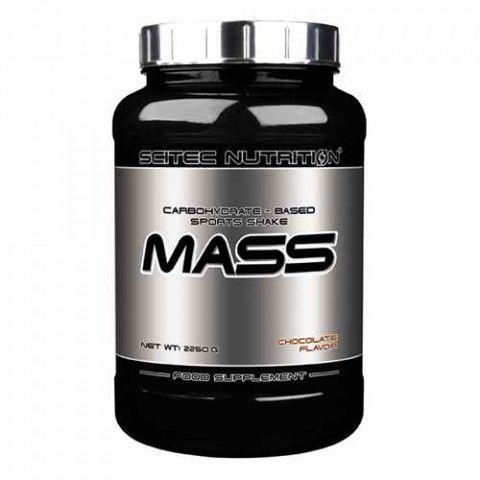aumentador de peso de scitec Mass