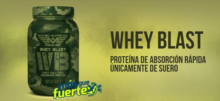 proteína de scitec