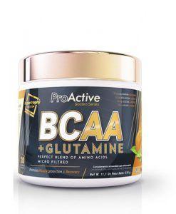 Bcaa + Glutamine Hypertrophy