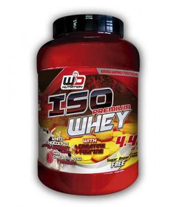 proteína aislada de WD Nutrition