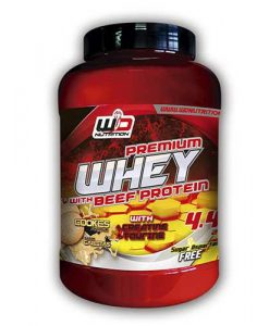 proteína whey de WD Nutrition