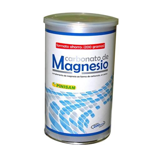 carbonato de magnesio de máxima pureza
