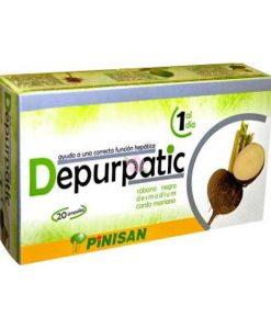 protector hepático Depurpatic