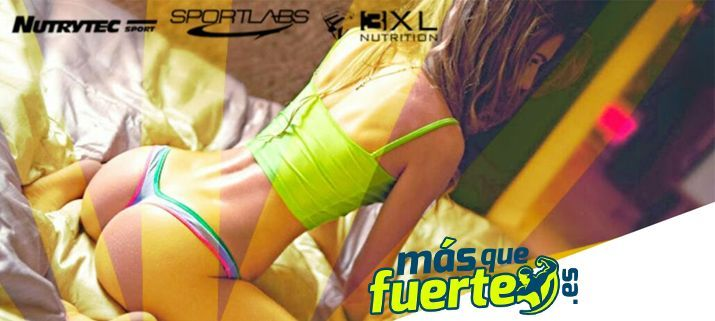 proteinas de mujer 3XL Hers