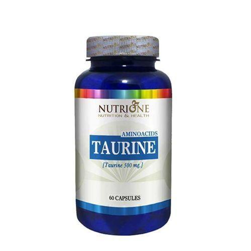 60 capsulas de taurina