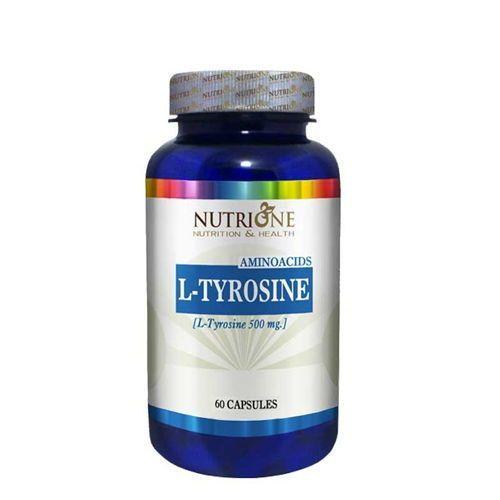 bote de 60 capsulas de tirosina